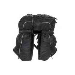 Raleigh Triple Pannier Bags 68L