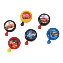 Disney Pixar Cars 2 Cycle Bells - Assorted