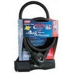 Abus Sinus Partner Pack D Lock + Cable