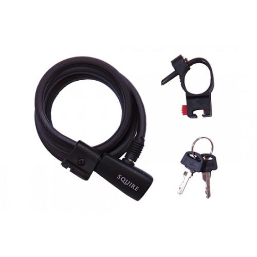 Squire 116 Cable Lock 180cm