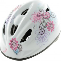 RALEIGH MYSTERY FAIRY CHILDS KIDS BIKE HELMET GIRLS PINK SMALL 48-54CM BICYCLE