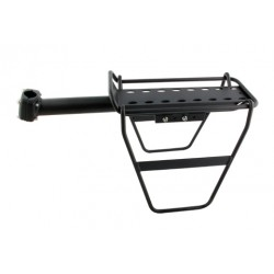 Alloy Seatpost Mounted Pannier Rack w/Side Supports