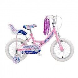 Concept Princess Girls 12 wheel Pavement Bike