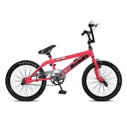 Rooster Big Momma Pink Spoked Girls BMX Bike