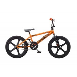 Rooster Big Daddy Orange - Black Skyway Mag Wheels BMX Bike