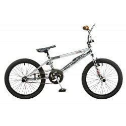Rooster Big Daddy Chrome Plated Freestyle BMX Bike