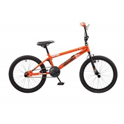 Rooster Radical 20 Orange Freestyle BMX Bike