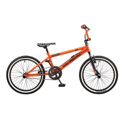 Rooster Big Daddy Orange Spoked BMX Bike 2017