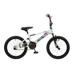 Rooster Radical 18 Junior Purple-White BMX Bike