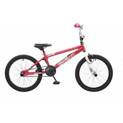 Rooster Radical 20 Pink Girls Freestyle BMX Bike