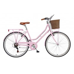 Viking Belgravia Ladies Heritage Bike - Pink