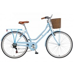Viking Belgravia Ladies Heritage Bike - Blue