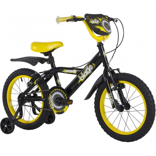 Bumper Blade 16 inch Boys Bike 2014