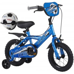 Bumper Goal 12 Blue Pavement Bike