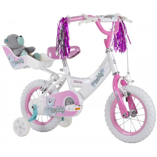 Bumper My Teddy 14 inch Girls Bike 2014