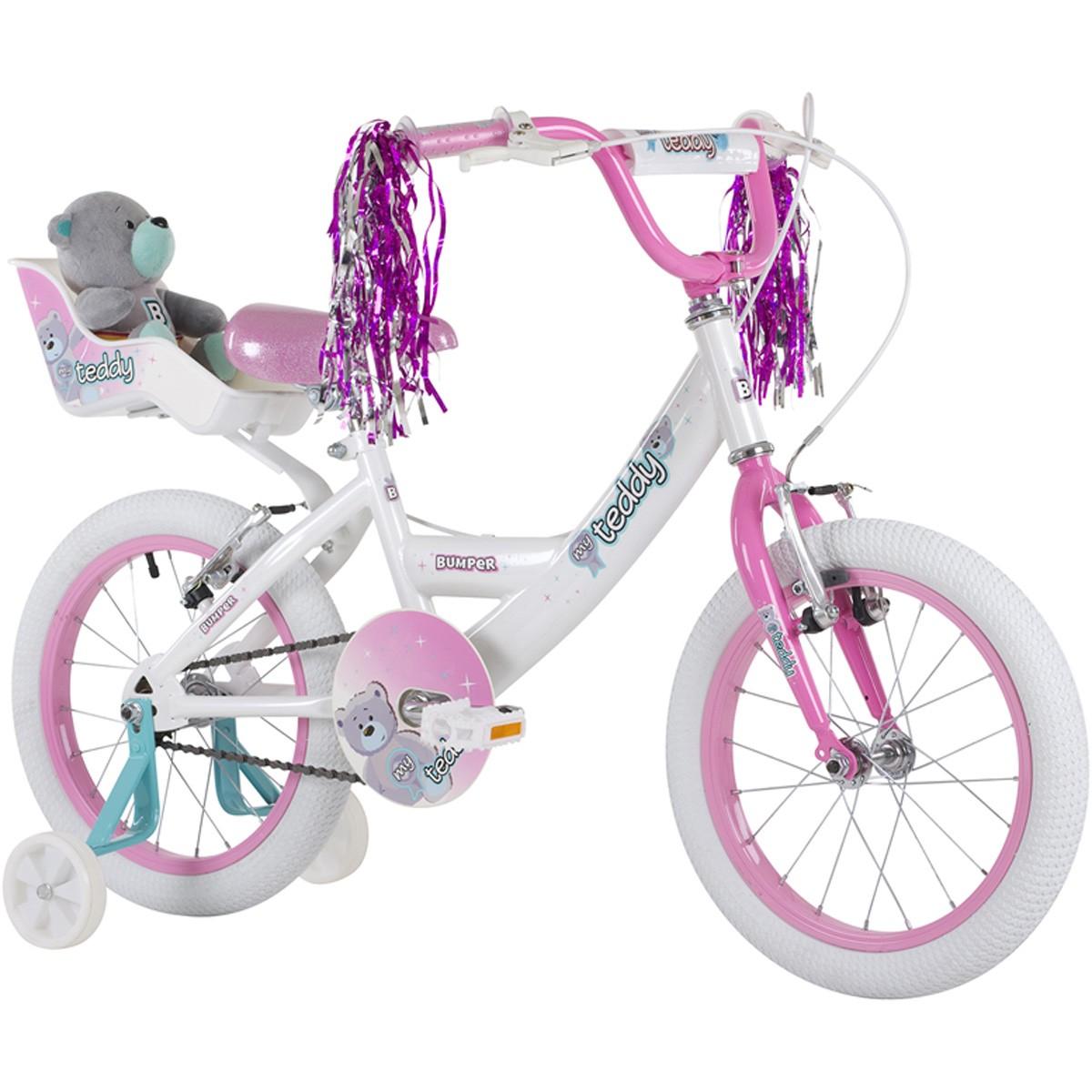 My Teddy 18 Inch Girls Bike 2014