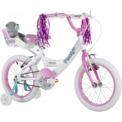 Bumper My Teddy 16 inch Girls Bike 2014