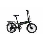Byocycles Tornado Electric Folding E-Bike
