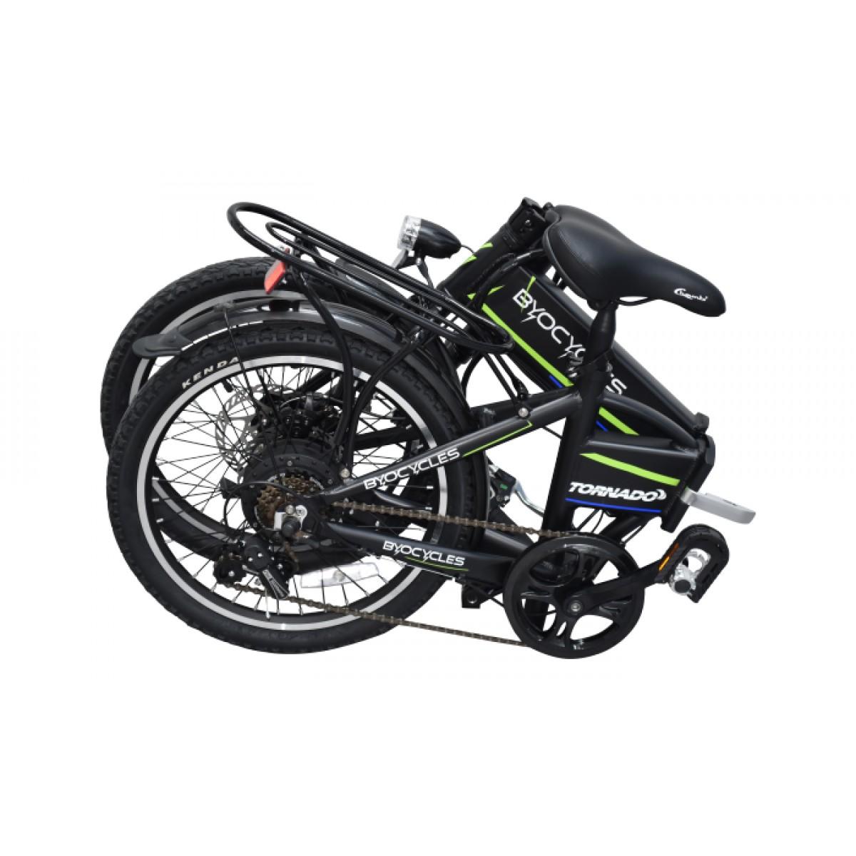 Tornado Electric Folding E Bike