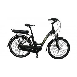 ByoCycle Zest+ LS Electric Bike