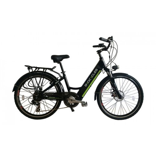 ByoCycle Zest LS Electric E-Bike