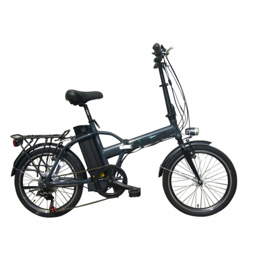 Byocycles Chameleon Electric Folding Bike