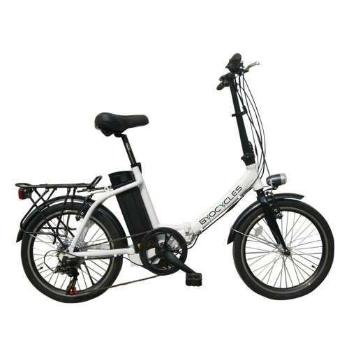 Byocycles Chameleon LS Electric Folding Bike