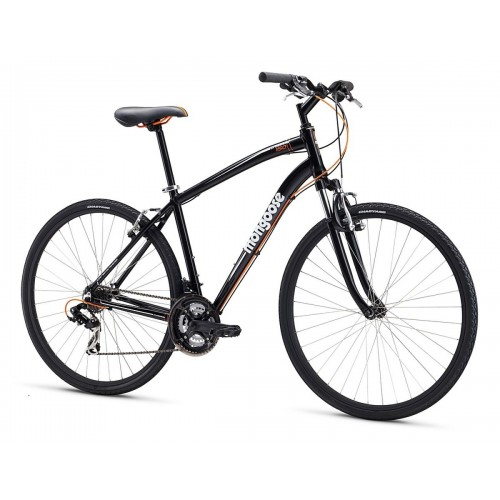Mongoose Crossway 150 Mens Hybird Bike