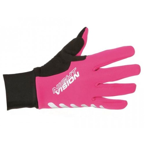 Altura NightVision Womens Windproof Gloves Pink