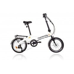 Cyclotricity Wallet folding Electric E-Bike