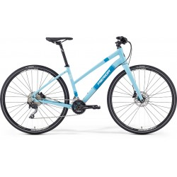 Merida Crossway Urban 500 Ladies Hybrid Bike 2016