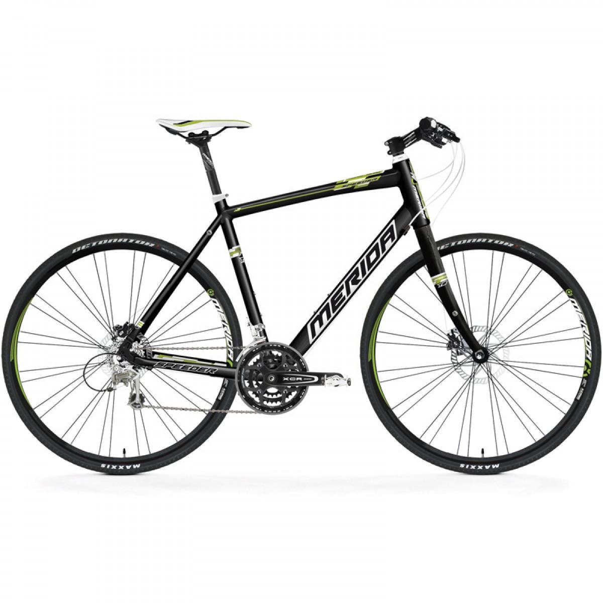 Merida Speeder T2 D Sport Hybrid Bike 2013