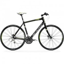 Merida Speeder T2-D Sport Hybrid Bike 2013
