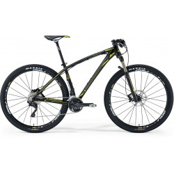 Merida Big Nine Alloy 1000 29er Hardtail Mountain Bike 2014