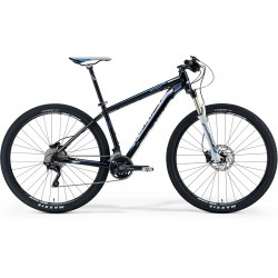 Merida Big Nine Alloy 900 29er Hardtail Mountain Bike 2014