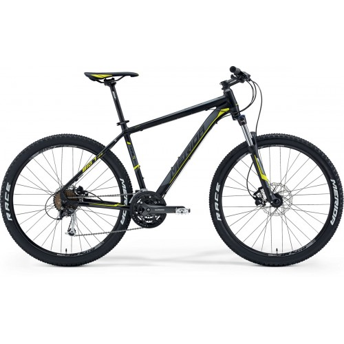 Merida Big Seven Alloy 100 Hardtail Mountain Bike 2014