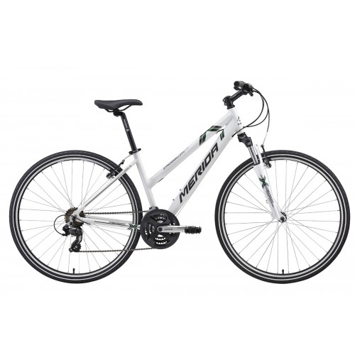 Merida Crossway 10 Womens Hybrid Bike 2014