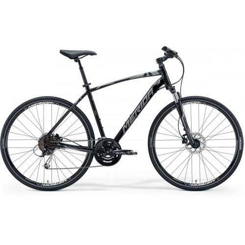 Merida Crossway 100 Hybrid Bike 2014