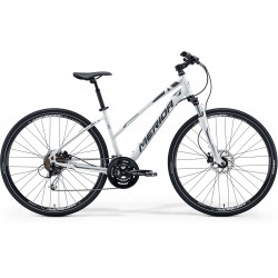 Merida Crossway 100 Womens Hybrid Bike 2014