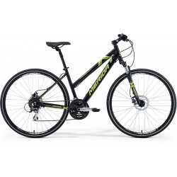 Merida Crossway 20 Womens Hybrid Bike 2014