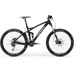 Merida One Forty 5-B Full Suspension Mountain Bike 2014