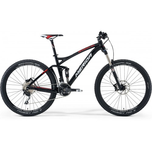 Merida One Forty 5-B Full Suspension Mountain Bike 2014