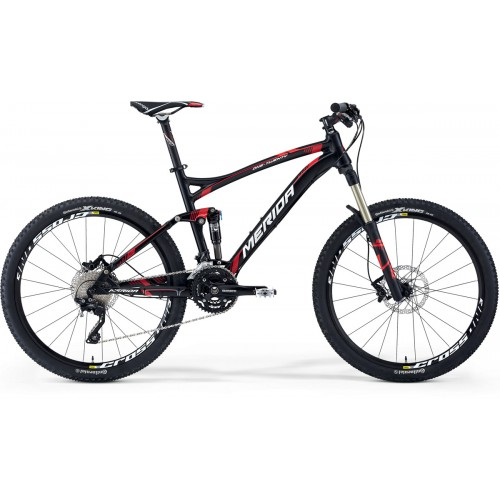 Merida One Twenty 1000-D Full Suspension Mountain Bike 2014
