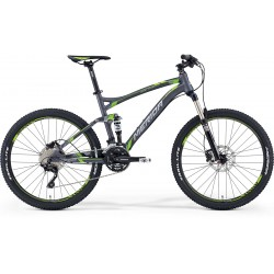 Merida One Twenty 500-D Full Suspension Mountain Bike 2014