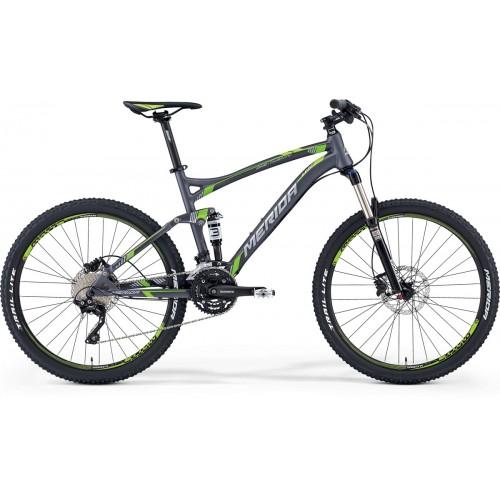 Merida One Twenty 500-D Full Suspension Mountain Bike 2014