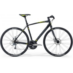 Merida Speeder T1 Disk Flat Bar Road Bike 2014