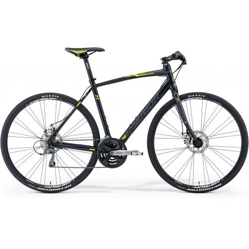 Merida Speeder T1 Disk Flat Bar Road Bike 2014