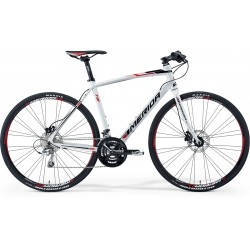 Merida Speeder T2-D Flat Bar Road Bike 2014