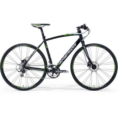 Merida Speeder T3 Disc Flat Bar Road Bike 2014