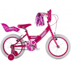 Bumper Starlet 18 Wheel Girls Bike